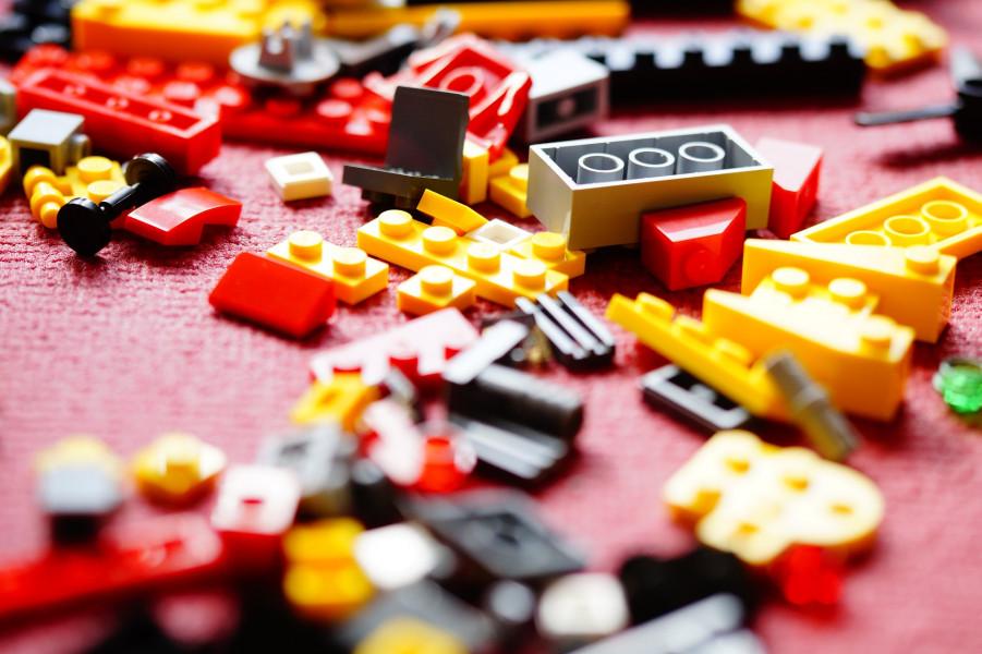 Ar žinote koks visiems gerai žinomas žaidimas lavina kūrybinį mąstymą?