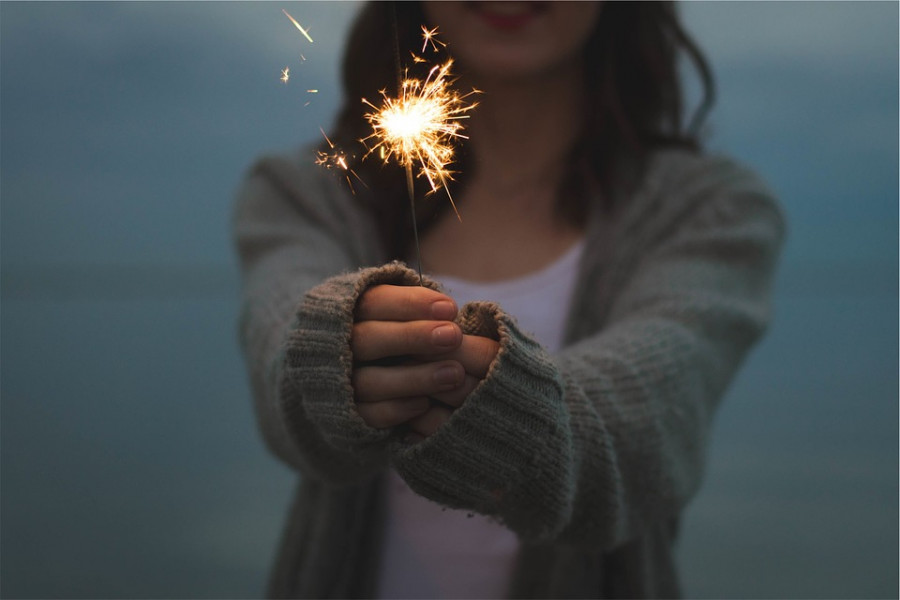 Trūksta idėjų, kaip pasveikinti su Naujais metais? Pasitelkite technologijas
