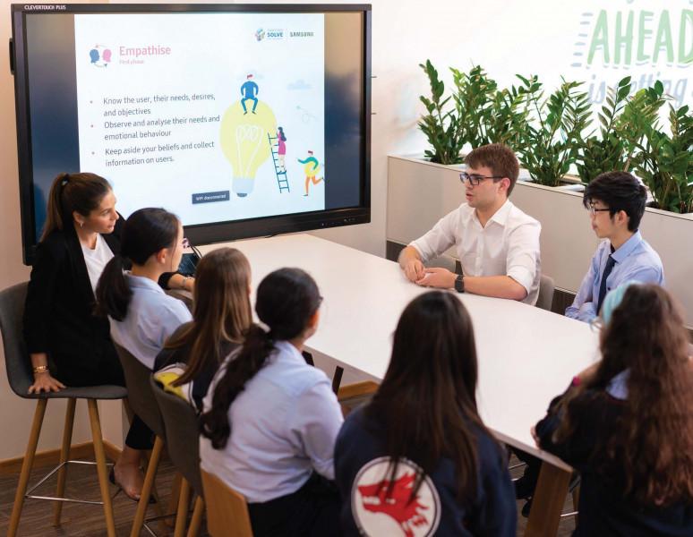 """""""Samsung"""" kviečia moksleivius ieškoti sprendimų, kaip gyvensime po pandemijos"""